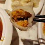 海胆饺子!海胆的新吃法!太棒了!