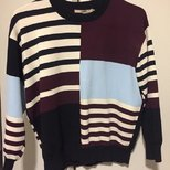 【sweater party】最爱color block毛衣