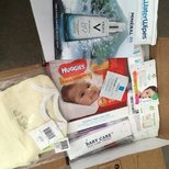 亚马逊baby registry的welcome box