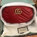 火柴的Gucci belt bag 终于到了