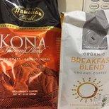 最近囤的咖啡粉