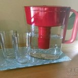 新到的Brita 每天5杯水喝起来~