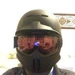 ruroc滑雪头盔
