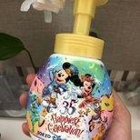 超可爱的Disney洗手泡泡!Micky造型哈!