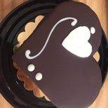 wholefoods的巧克力蛋糕