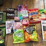 日本零食晒一波