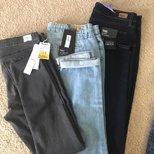 跟风去Marshalls,买了好多牛仔裤!