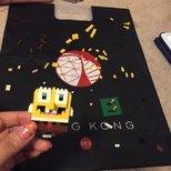 「減壓」之 跟老公一起砌Lego