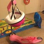 女儿的新玩具~