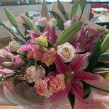 母亲节给亲妈和未来婆婆买的花花