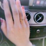 晒一个最普通的基本款ring