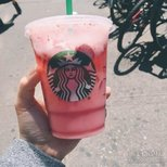 星巴克pink drink