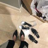 Zara鞋子太美了哇!