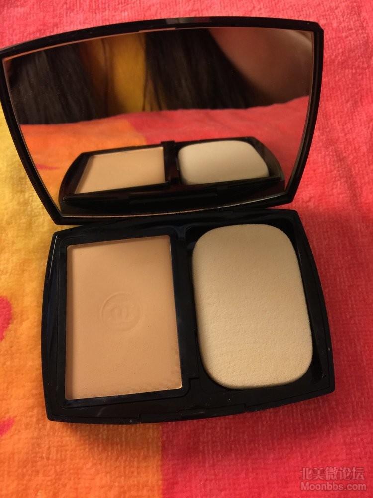 Chanel粉饼9成新购于2014年8月色号20 Beige  39刀