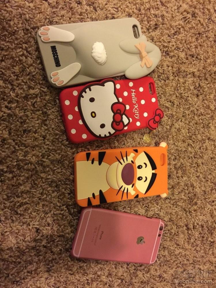 Hello Kitty和跳跳虎的已售了呢~