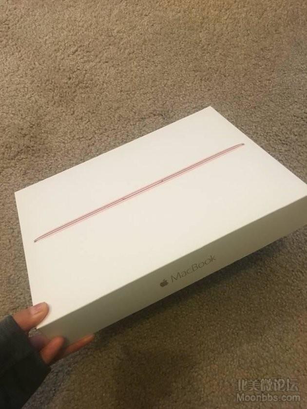 "Apple Macbook 12"" Rose Gold/Brand new"