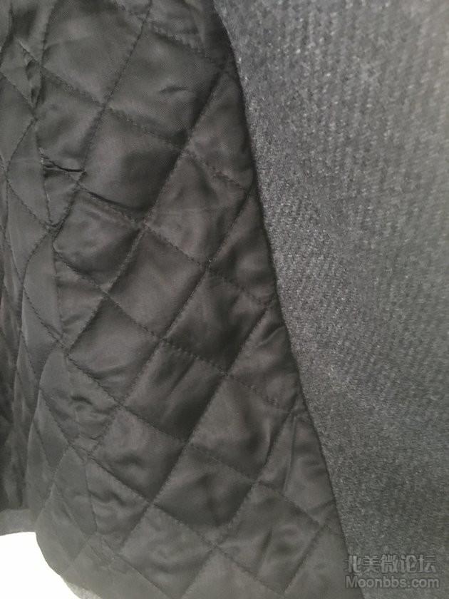 Theory羊毛大衣