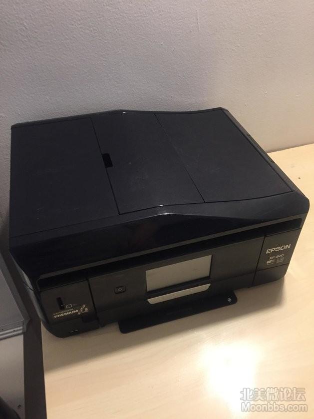 epson 打印机 0