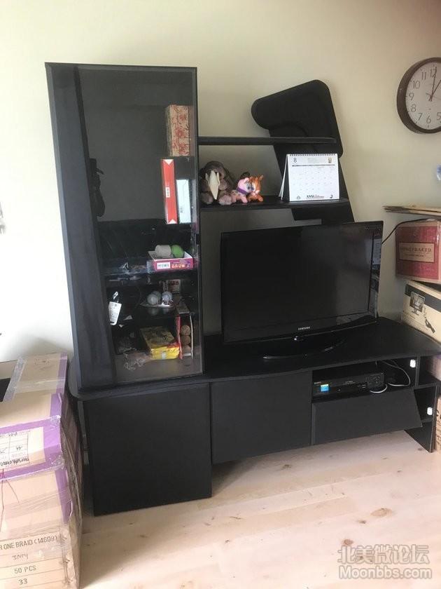 电视柜TV console $40