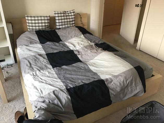 IKEA床和床垫