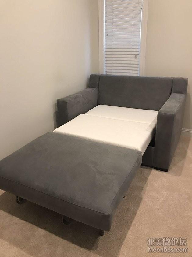 Crate & Barrel 沙发床