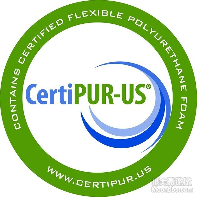CertiPUR-US certified for a healthier indoor environment