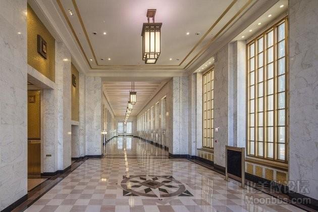 芝加哥旧邮局改造后的大堂.jpg