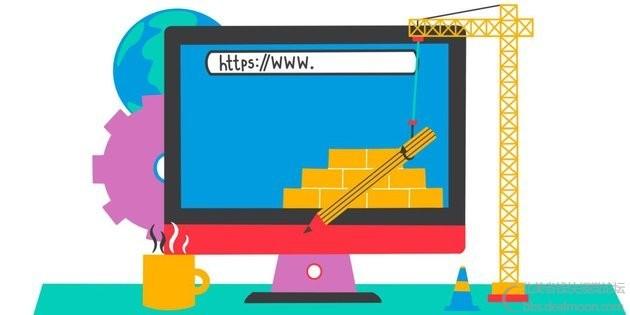 教任何人1小时建站教程, 零基础快速在US Domain Center制作网站.jpg