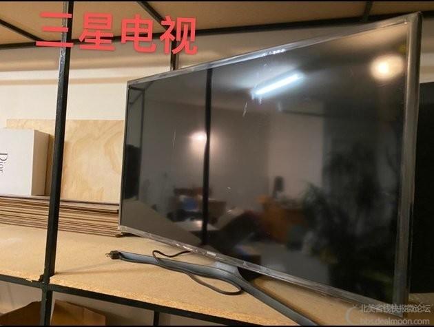 9成新三星电视