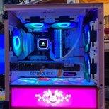 PCFUNS_ 粉色 台式机