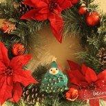 【我家的圣诞树】圣诞快乐!