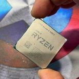 PCFUNS_视频指导更换AMD 5600x 大翻车