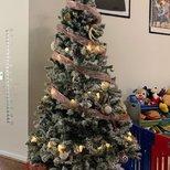 【我家圣诞树】圆了我的公主梦