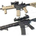 还是觉得AR-15帅