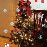 【我家圣诞树】疫情期间在家过的圣诞节